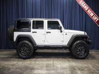 Clean Carfax 4x4 SUV with a Brand New Lift Kit!