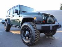 2012 Jeep Wrangler Unlimited SUV 4DR 4WD Our Location