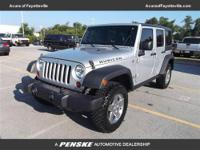 Rubicon trim. CARFAX 1-Owner, LOW MILES - 9,269!