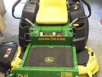 Paid over $4000.00 in April for this mower runs great,