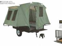 2012 Jumping Jack Pop-Up Travel Trailer This is a brand