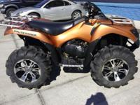 I currently have a 2012 Kawasaki Brute Force 750 for