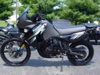 2012 Kawasaki KLR 650 $5,495 2,530 miles The KLR 650 is