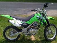 Great condition 2012 Kawasaki KLX140. Buy and ride