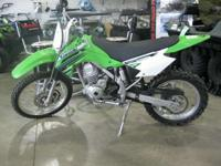 2012 Kawasaki KLX140L USED VERY LITTLE. LIKE NEW A