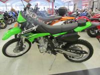 2012 Kawasaki KLX250S 2012 Kawasaki KLX250S Green/Black