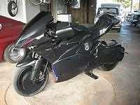 2012 Kawasaki Motorcycle Actual Bike Used In 2014 Robocop Film For