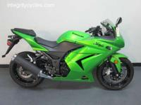 2012 Kawasaki Ninja 250R GREAT FIRST BIKE OR MORE! CALL