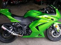 2012 Kawasaki Ninja 250R Very Clean Bike! Low Miles One
