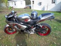 I have a 2012 Kawasaki Ninja 650 for sale. Only 700