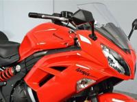 (415) 639-9435 ext.24 The Ninja 650 is a middleweight,
