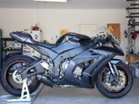2012 ZX-10R $9,100 OBO Immaculate Condition! Clean