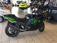 Not only is the newly R-designated Ninja ZX-14R