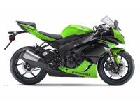 2012 Kawasaki Ninja ZX-6R Save big on last year's