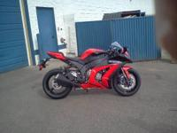 2012 Kawasaki Ninja ZX10R ABS- - I have 2 Saddleman