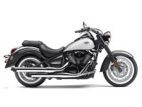 Motorcycles Cruiser 1060 PSN . A beautiful two-tone