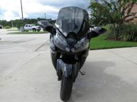 This is a used 2012 Kawasaki ZG1400 CCF Concours 14 ABS