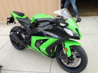 I'm offering my near best condition 2012 Kawasaki Ninja