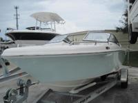 Descripción 2012 Key West 186 Dual Console with Yamaha