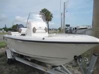 Descripción 2012 Key West 189 FS Center Console with