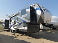 2012 Keystone Alpine 3495fl Fifth Wheel Rv