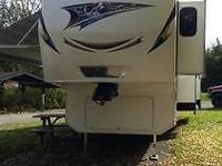 RARELY USED.... This 5th wheel is a fun way for you to