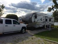 2012 Keystone Cougar 5th Wheel 331 MKS model. 36foot