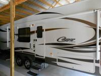 We have for sale our 2012 Keystone Cougar Fifth Wheel