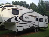 2012 Keystone Cougar Lite Series M-29 RES Series Fifth