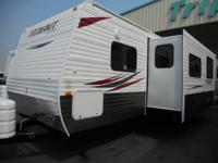 2012 Keystone Hideout 31BHSWF Travel Trailer  Stock #