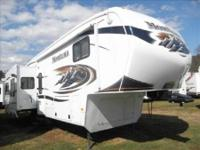 Practically new-beautiful 5th Wheel RV with all wood