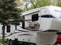 2012 Keystone Montana 3625 RE Hickory series is