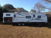 2012 Keystone Outback. This travel trailer is fully
