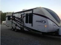 2012 Keystone Bullet Premier Ultra M29REPR. This is a