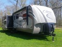 2012 Keystone RV Cougar High Country M-321RES.
