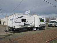 2012 Keystone Springdale with slideout, 24ft, only 5700