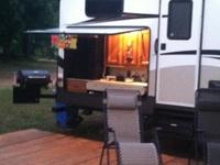 2012 Keystone Sprinter. Camper has 2 slide outs,