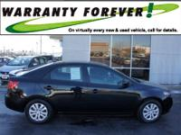 2012 Kia Forte 4 Dr Sedan LX Our Location is: Roper