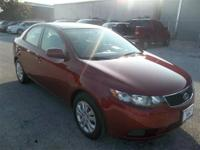 This 4dr Car is hot! This Kia Forte gets 26 miles per