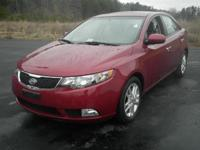 2012 KIA FORTE 4dr Car EX Our Location is: Nelson Kia -
