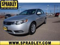 2012 Kia Forte 4dr Car LX Our Location is: Spradley