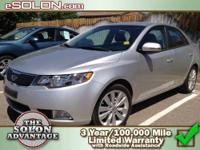 2012 Kia Forte 4dr Car SX Our Location is: Dave Solon