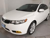 2012 KIA SPECIALTY SX WITH LESS THAN 7,500 MILES! ONE