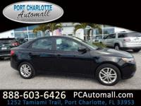 Clean CARFAX. 2012 Kia Forte EX FWD 6-Speed Automatic
