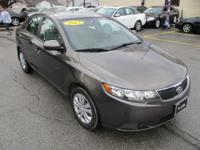 Options:  2012 Kia Forte 4D Sedan Ex|Gray|Fwd|4-Cyl 2.0