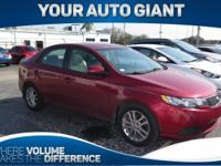 Look at this 2012 Kia Forte EX. Its Automatic