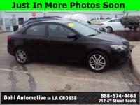 Recent Arrival! 2012 Kia Forte EX CARFAX One-Owner.
