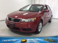 New Price! Spicy Red 2012 Kia Forte EX FWD 6-Speed