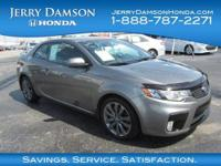 CARFAX 1-Owner, ONLY 22,391 Miles! EPA 31 MPG Hwy/23