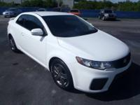 2012 Kia Forte Koup Coupe EX Our Location is: Dyer